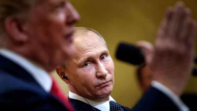 مدیریت مناسبات روسیه و آمریکا مستلزم راهبردی جدید