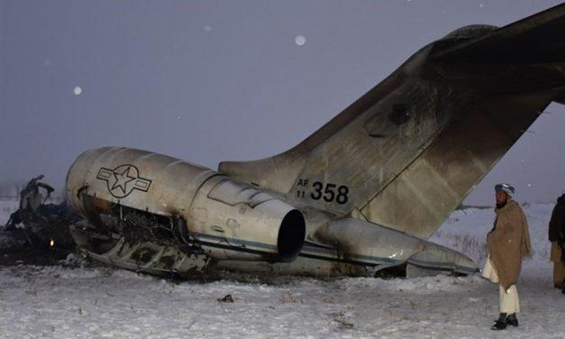 پیامدهای راهبردی سقوط هواپیمای آمریکا در افغانستان