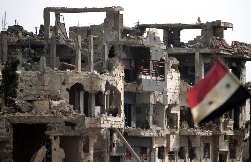 Golden Opportunity for Iranian Private Sector in Syrian Reconstruction