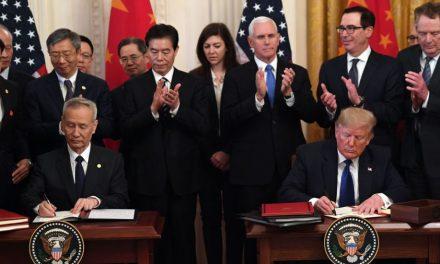 رسانه ها: نگرانی اروپا از توافق تجاری آمریکا – چین و…