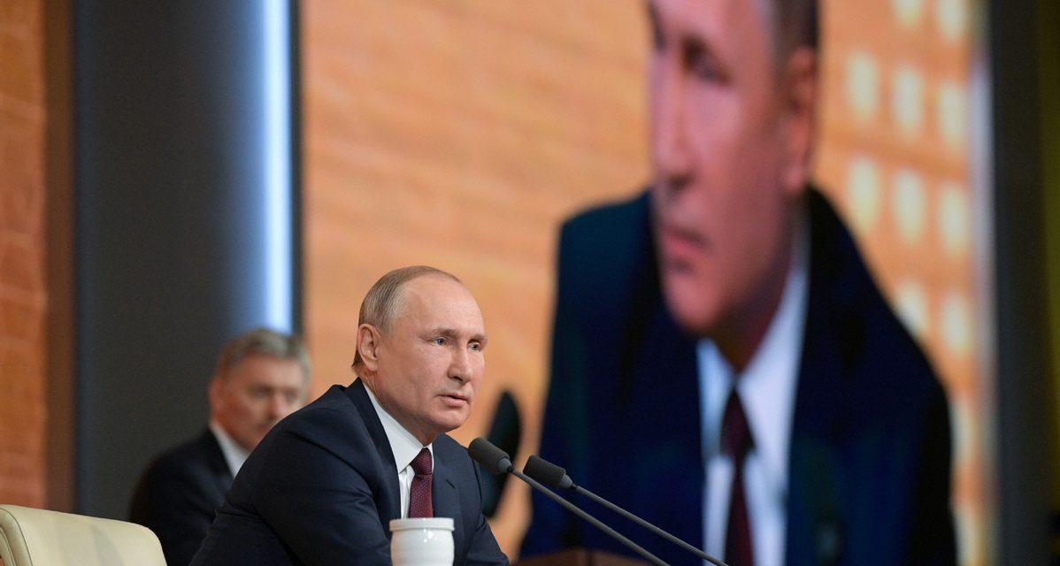 تغییر ساختار قانونی در روسیه با هدف رهبری آینده پوتین