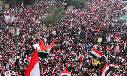 Massive Anti-American Rallies; Message of Unity in Iraq