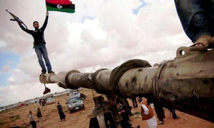 رسانه ها؛ بحران لیبی و…