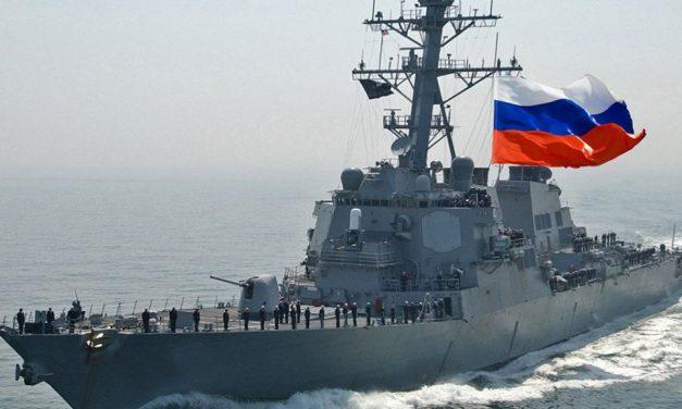 آمریکا نگران قدرت راهبردی روسیه در شرق مدیترانه