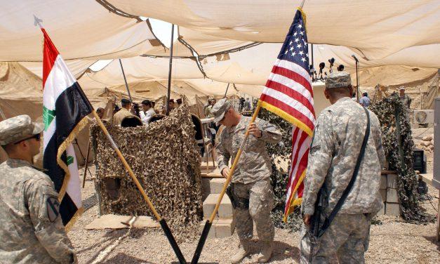 آیا عراق میتواند نیروهای آمریکایی را اخراج کند؟