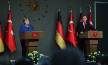 دلایل و اهداف تحرک جدید در روابط آلمان و ترکیه
