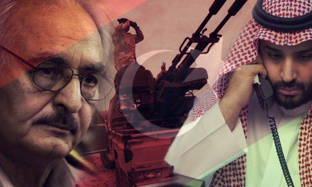 بازی شطرنج ژئوپلیتیکی قدرتهای خارجی در لیبی