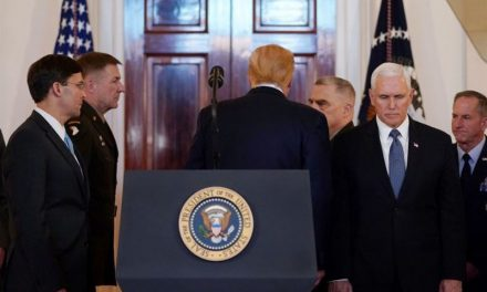 نتایج معکوس ترور سردار سلیمانی برای ترامپ