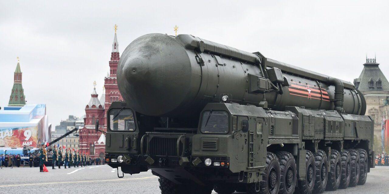 نگرانی اروپا و آمریکا از نوسازی تسلیحات هستهای روسیه