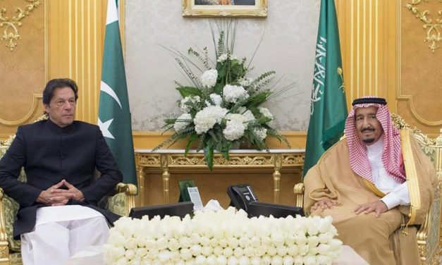 Kashmir the Cause of Tension in Pakistan-Saudi Relations