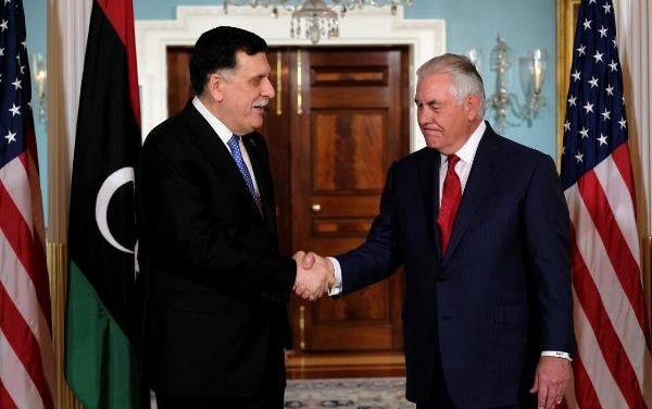 اهداف راهبردی آمریکا از ایجاد پایگاه نظامی در لیبی
