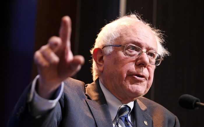 رسانه ها؛ برنی سندرز پیشتاز رقابت مقدماتی حزب دموکرات و…