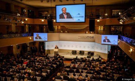 رسانه ها: برگزاری کنفرانس امنیتی مونیخ و…
