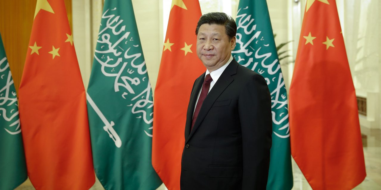 راهبرد توازنمحور چین در خلیج فارس