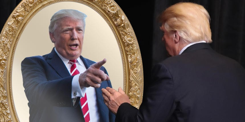 روانپریشی و سیاستخارجی متزلزل دونالد ترامپ