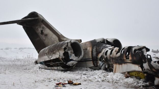 Washington's Afghan Approach after Plane Crash