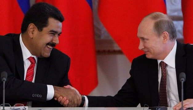 Russia-America Confrontation over Boosting Cooperation with Venezuelan