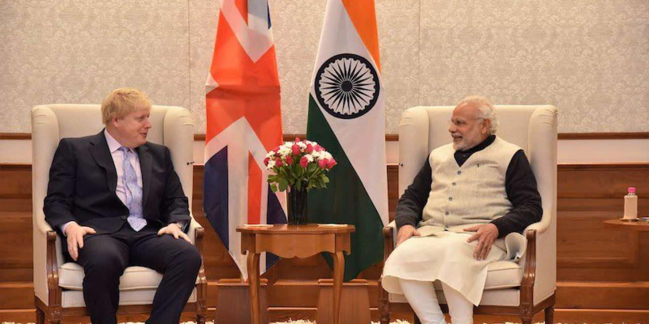 پسا برگزیت و تقویت روابط نظامی و دفاعی هند – انگلیس