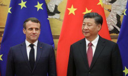 راهبرد آینده اروپا برای مواجهه با چین
