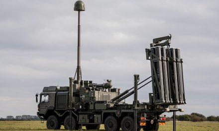 سامانه جدید دفاع هوایی زمینپایه اروپا