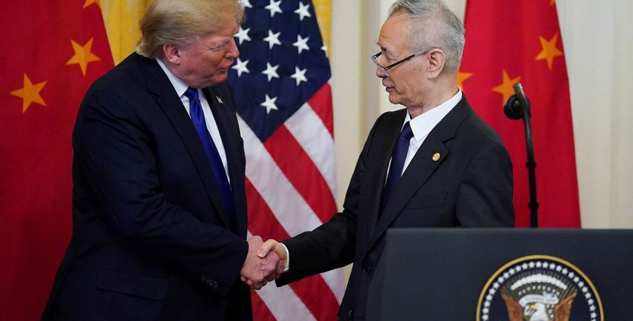 مناسبات آمریکا و چین بر سر دوراهی