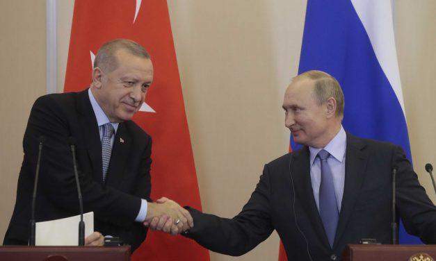 رسانه ها؛روسیه و ترکیه درمسیرکاهش تنش و…