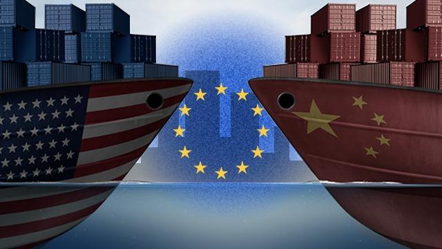 راهبرد اروپا در مواجهه با رقابت چین – آمریکا