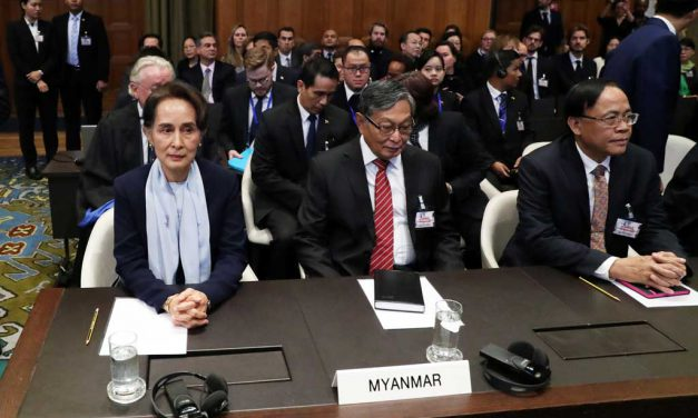 وظیفه شورای امنیت علیه نسلکشی مسلمانان میانمار