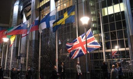 چگونگی نقش انگلیس در سیاست خارجی اروپا در دوره پسابرگزیت