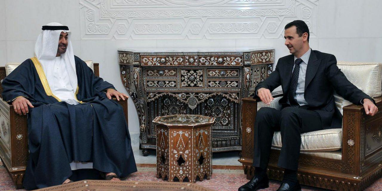آینده روابط سوریه و کشورهای عربی و مانعتراشی آمریکا