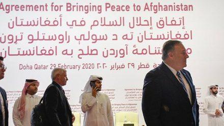 موانع اجرایی و پیامدهای توافق آمریکا – طالبان