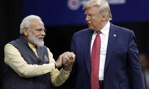 قالب راهبردی روابط هند – آمریکا