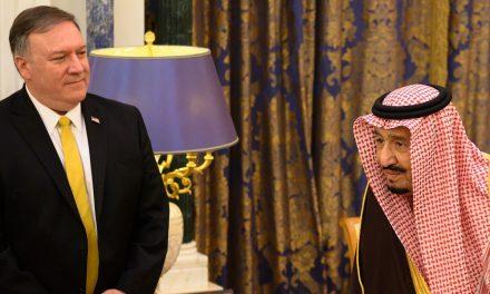 Goals of Pompeo's Saudi Visit