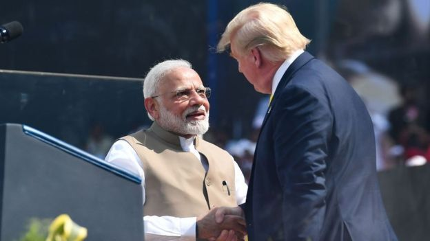 Trump's Trip to India; Pitched for Elections with Little Achievement
