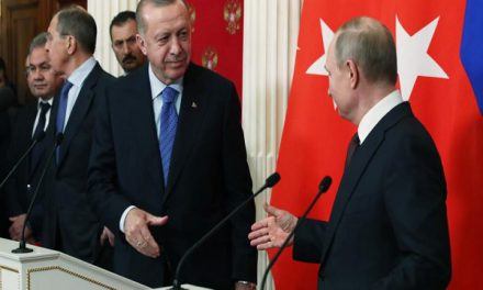 Turkish Army's Approach on Idlib after Truce with Russia