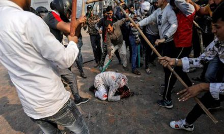 Hindu Radical Groups Aggravate Violence against Muslims