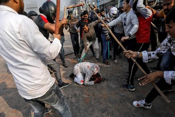 Hindu Radical Groups Aggravate Violence against Muslims