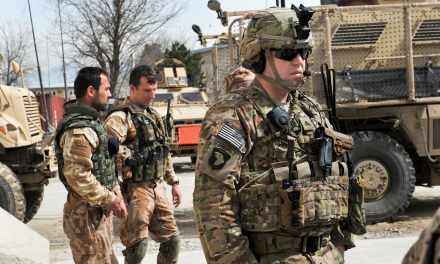 افغانستان و فضای کنشگران ژئوپلیتیک