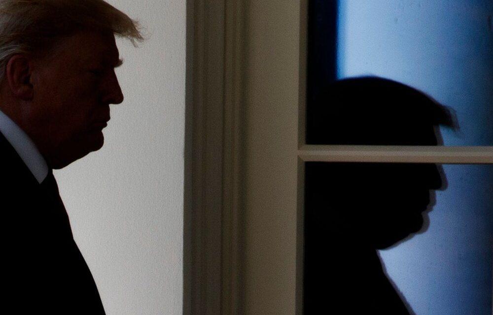 افول دموکراسی آمریکایی در دوره ترامپ