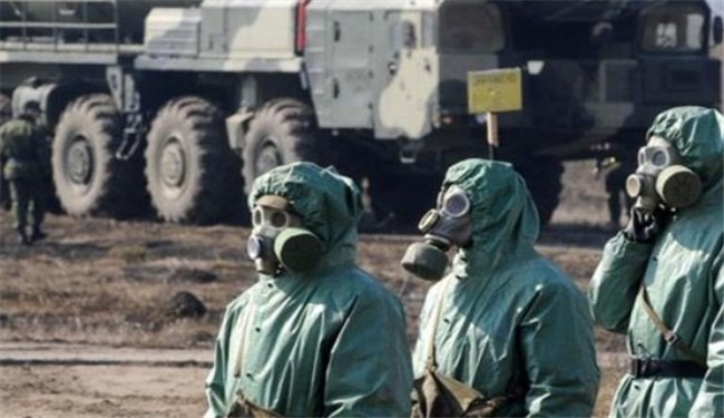 رسانه ها ؛ واکنش آمریکا به حملات شیمیایی در غوطه شرقی و…