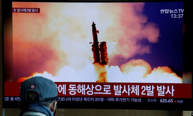 North Korea's Offensive Strategy; a Response to US Sanctions