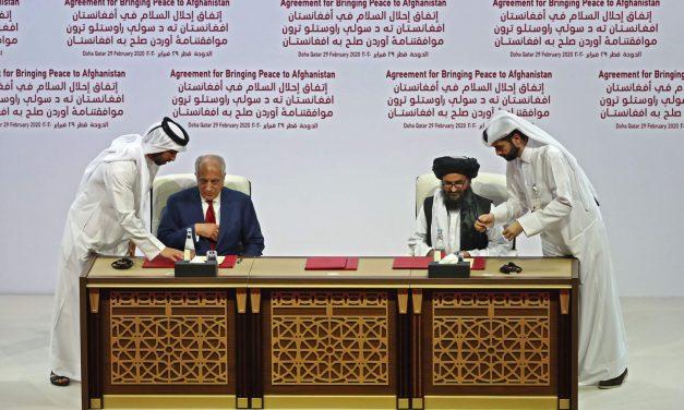 مذاکرات طالبان – افغانستان پس از توافق آمریکا – طالبان؟