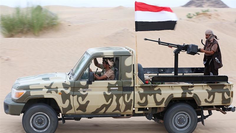 تشدید جنگ یمن با ادامه حمایت آمریکا از عربستان