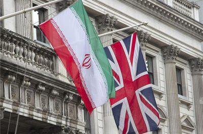 روابط ایران و انگلیس در دوران پسا برگزیت