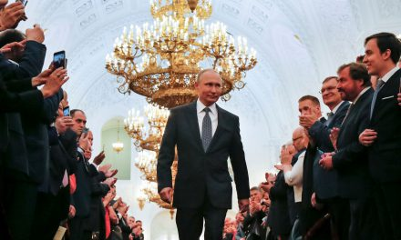 Putin's Continued Presidency with Constitutional Reform?