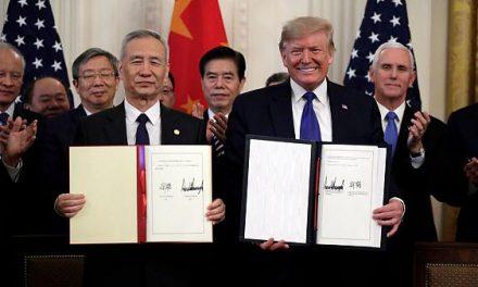 آسیب اقتصادی آلمان از توافق تجاری آمریکا – چین