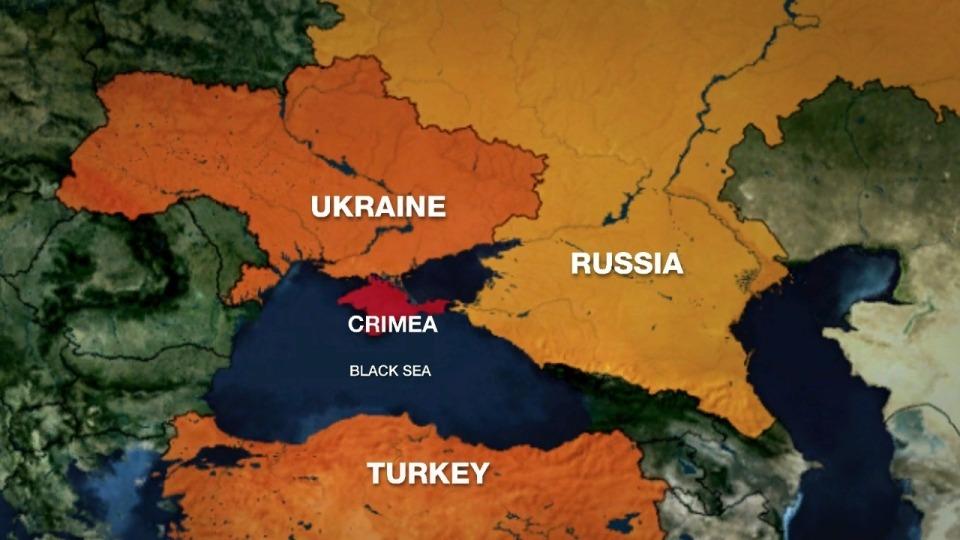 دلایل شناسایی الحاق کریمه به روسیه