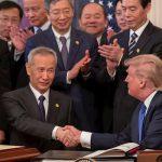 آمریکا بازنده فاز اول توافق تجاری با چین
