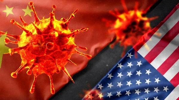 تنش و عدم همکاری آمریکا – چین در مقابله با همهگیری ویروس کرونا