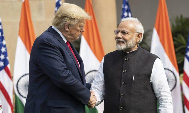 مشارکت راهبردی هند و آمریکا در مقابل چین